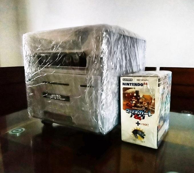 Nintendo 64 Full Edition
