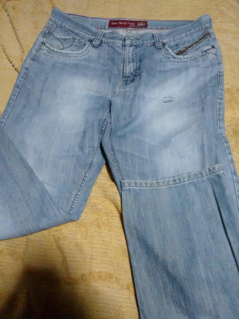 Pantalon Jean talla 36