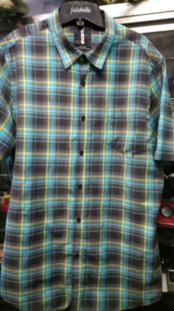Remato Camisa Original Marca Billabong