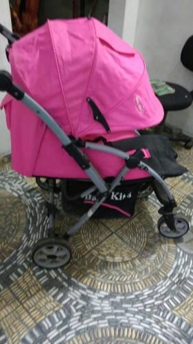 Remato Coche Original Marca Baby Kits Niña