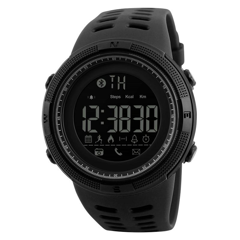 Smartwatch Skmei  Lcd Acuático Notificaciones Redes