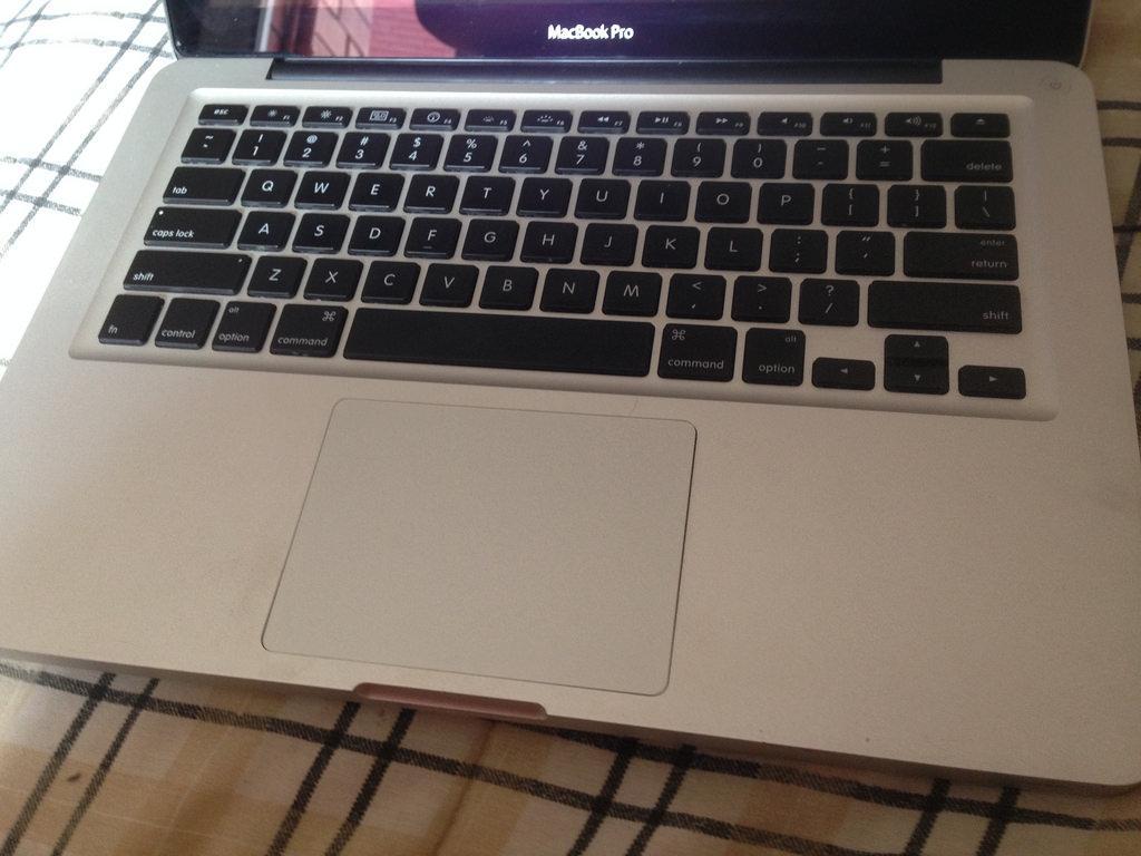 Teclado para Macbook Pro 13,3 en ingles,nuevo y original