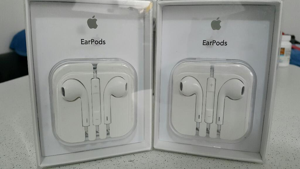 Audífonos iPhone 5, 6, 6s, Originales