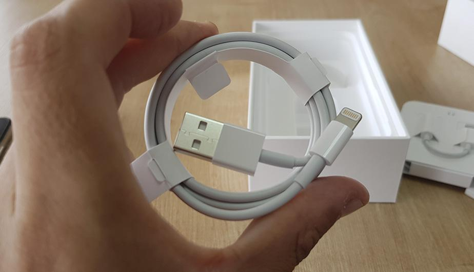 Cable Usb Lightning Para Iphone X/5s/6s/7/8 Plus Original