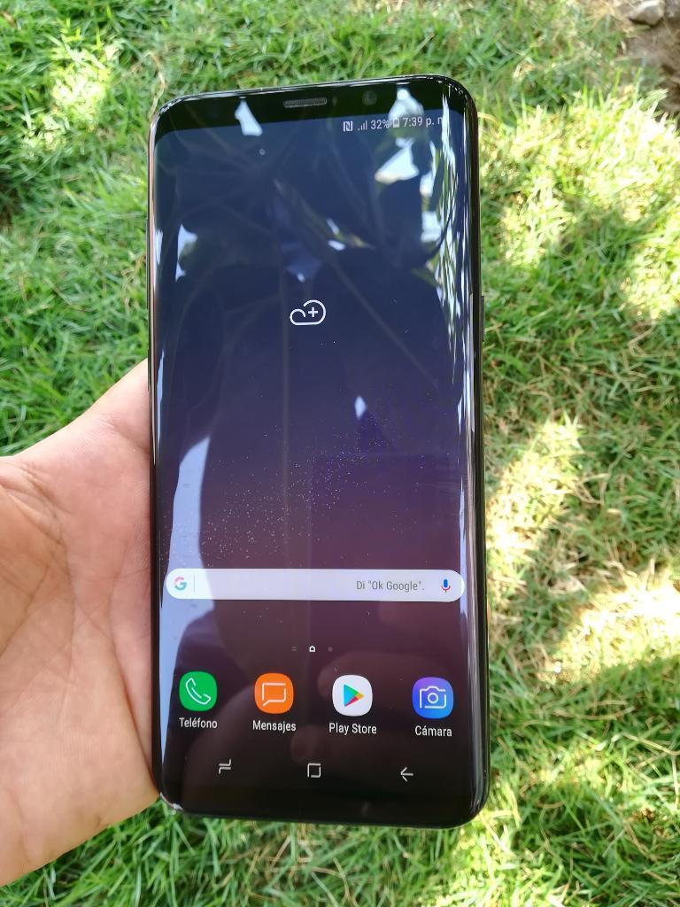 Samsung S8 Plus Imei Original Libre
