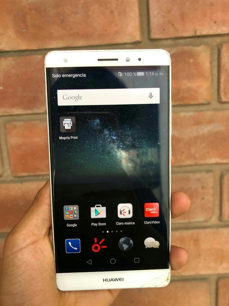 Vendo Cambio Huawei Mate S 3 Ram 32 Gb