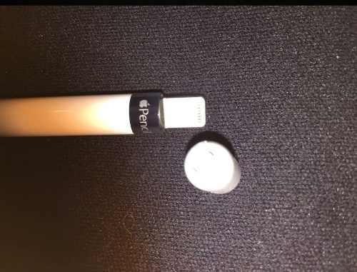 Apple Pencil Mk0c2am/a Stylus Para Ipad Pro 9.7 Y 12.9