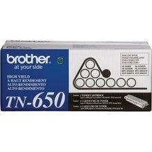 TONER BROTHER TN650 TN650: RENDIMIENTO:  pg. NEGRO