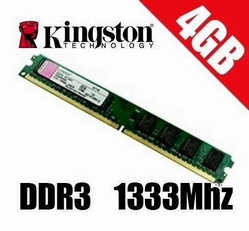 Memoria Ram Kingston Ddr3 Kvrd3n9/4gb/mhz Pc Nuevas