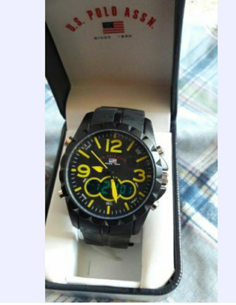 Reloj Us Polo Assn Original para Hombre
