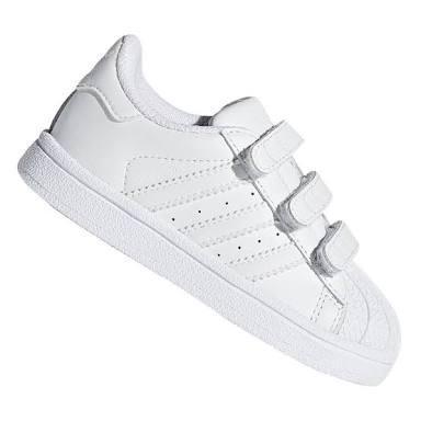 Zapatillas Adidas Superstar Talla 26 Nuevas Originales