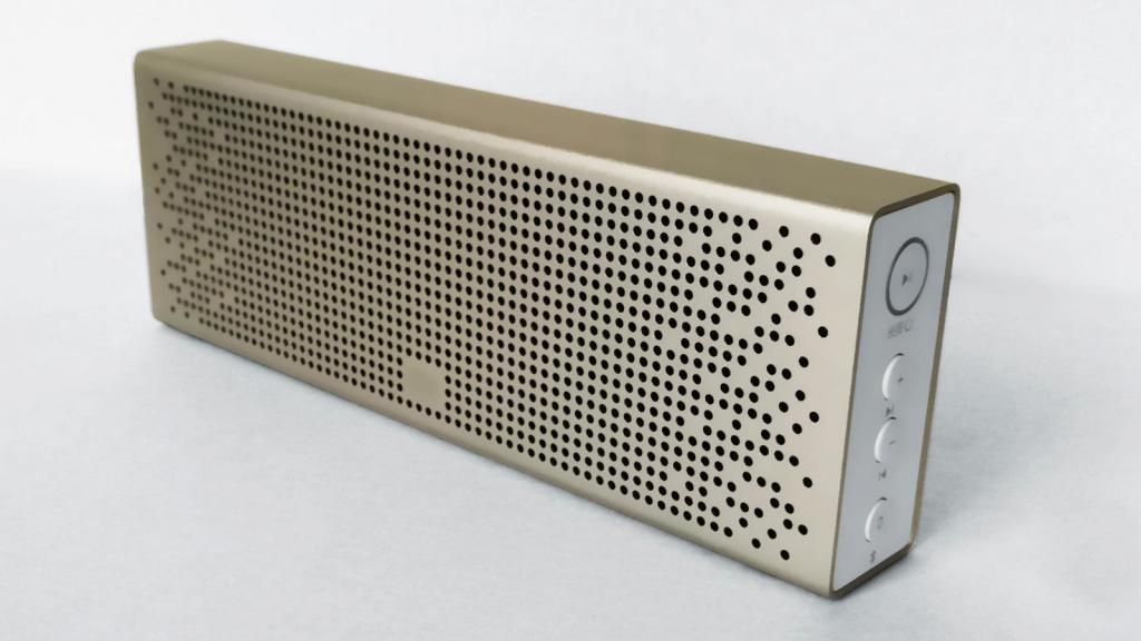 Altavoz Xiaomi Mi Speaker 2 Aluminio microSD 6W 10Hrs