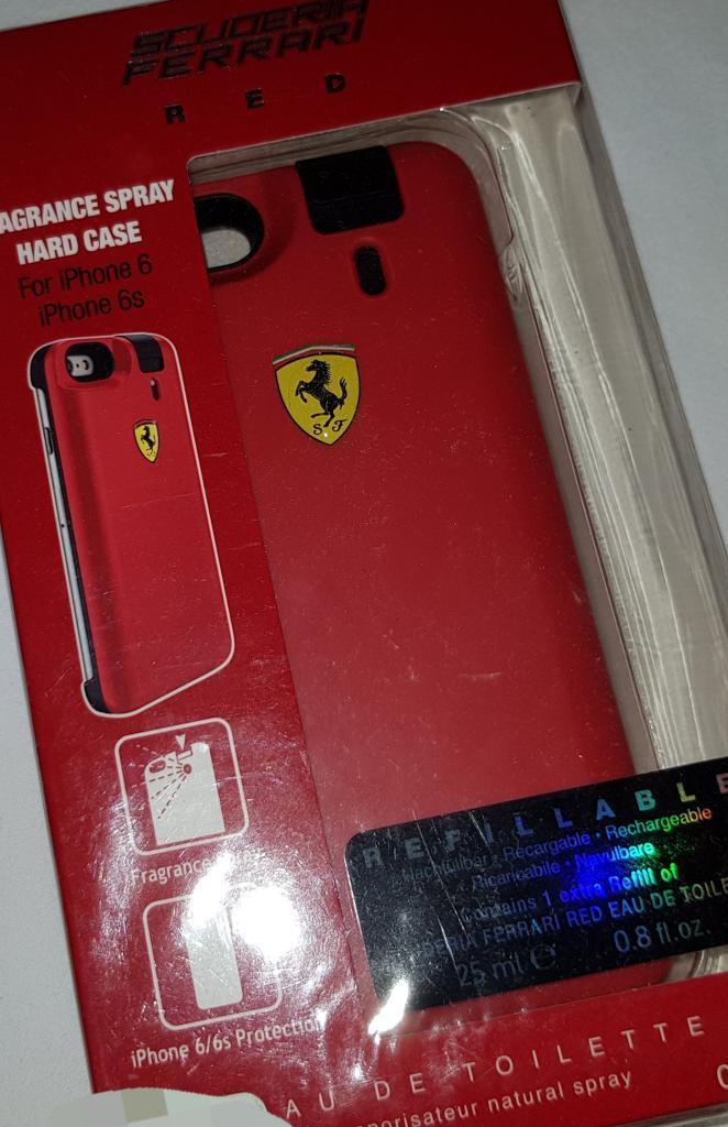 Case O Carcasa para iPhone 6 Perfume
