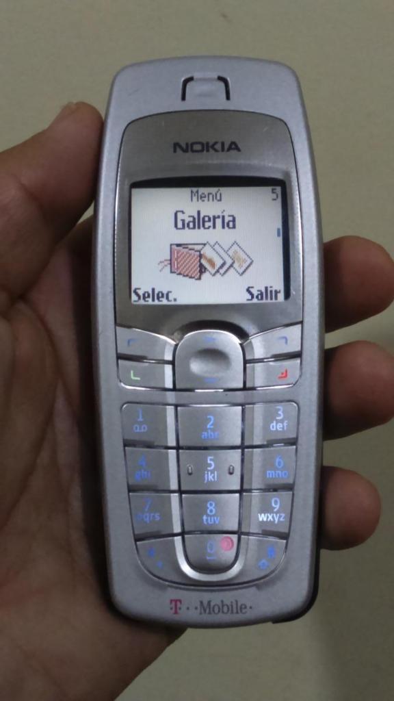 Celular Nokia Modelo  Libre De Operador