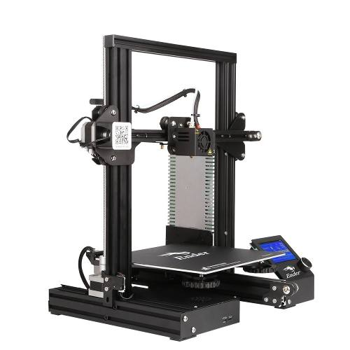 Impresora 3d Creality Ender 3 22x22x25cm Pla Abs - Tienda