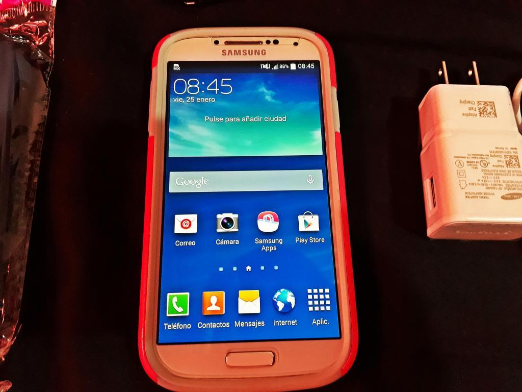 Samsung Galaxy S4 I COMPLETO LEER AVISO