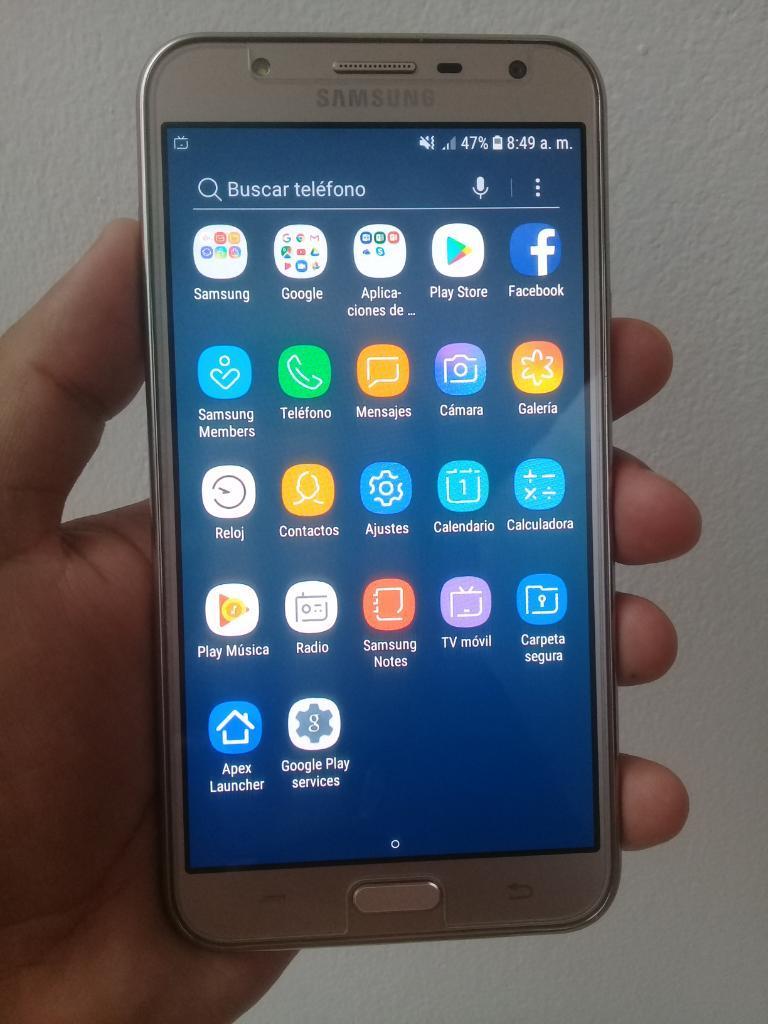 Samsung J7 Neo Imei Original con Tv