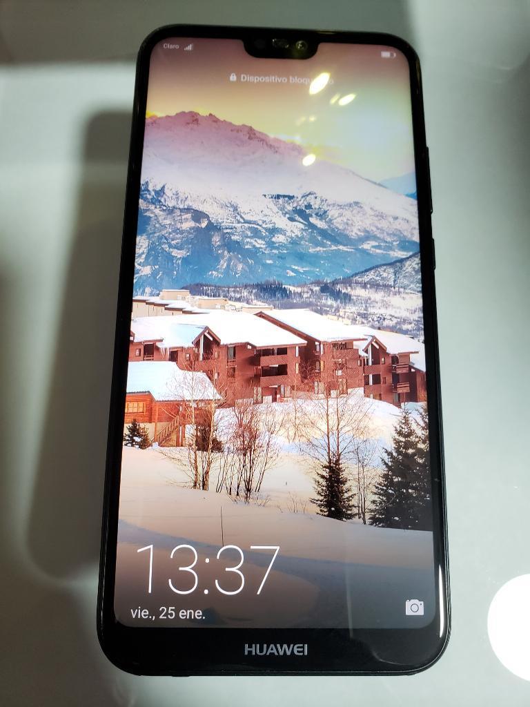 Vendo Huawei P20 Lite. Dual Sim.