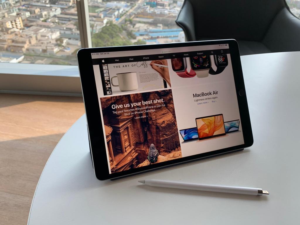iPad Pro GB con Apple Pencil y Smart Cover