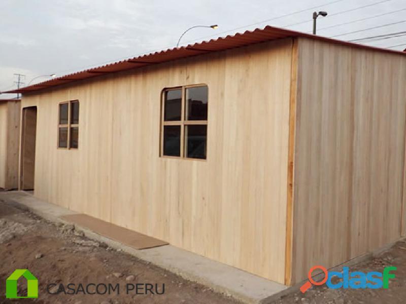 Modulos casetas de oficina prefabricados peru posot class for Modulos oficinas prefabricados