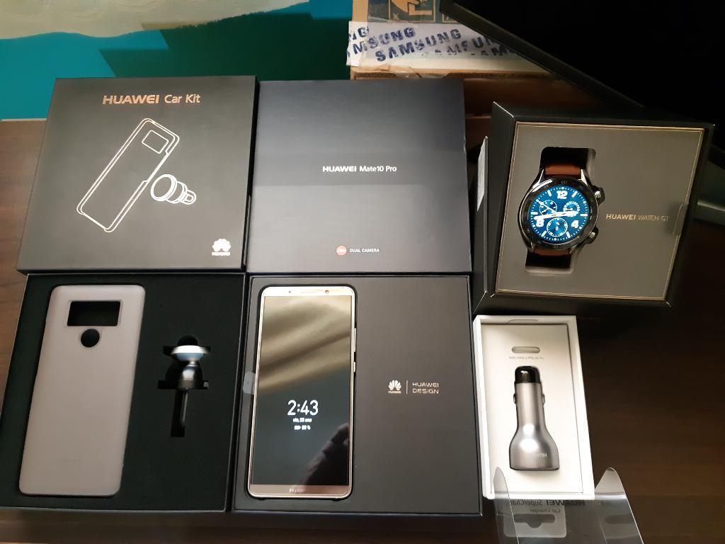 Huawei Mate 10 Pro Y Accesorios Original