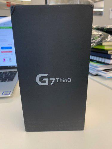 Lg G7 Thinq 4g 64gb 4gb Ram 16mp+16mp Dual 3000 Mah And.8.0