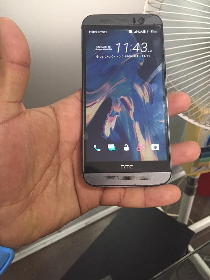 REMATO HTC M9 FUNCIONAL LIBRE EQUIPO SOLO LEER DETALLES