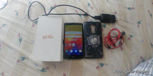 Vendo Celular Lg G4 De 32g Con Accesorios Originales Y Case