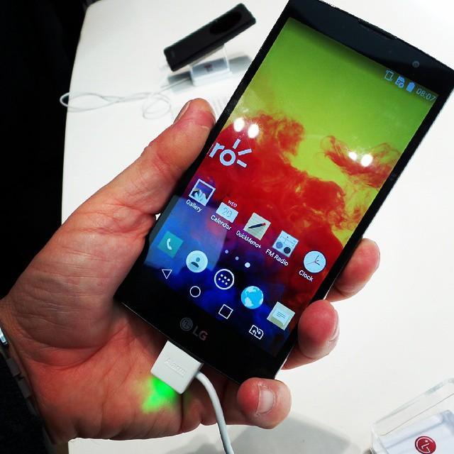 Vendo celular LG Magna 4G LTE Libre de fabrica,Camara de