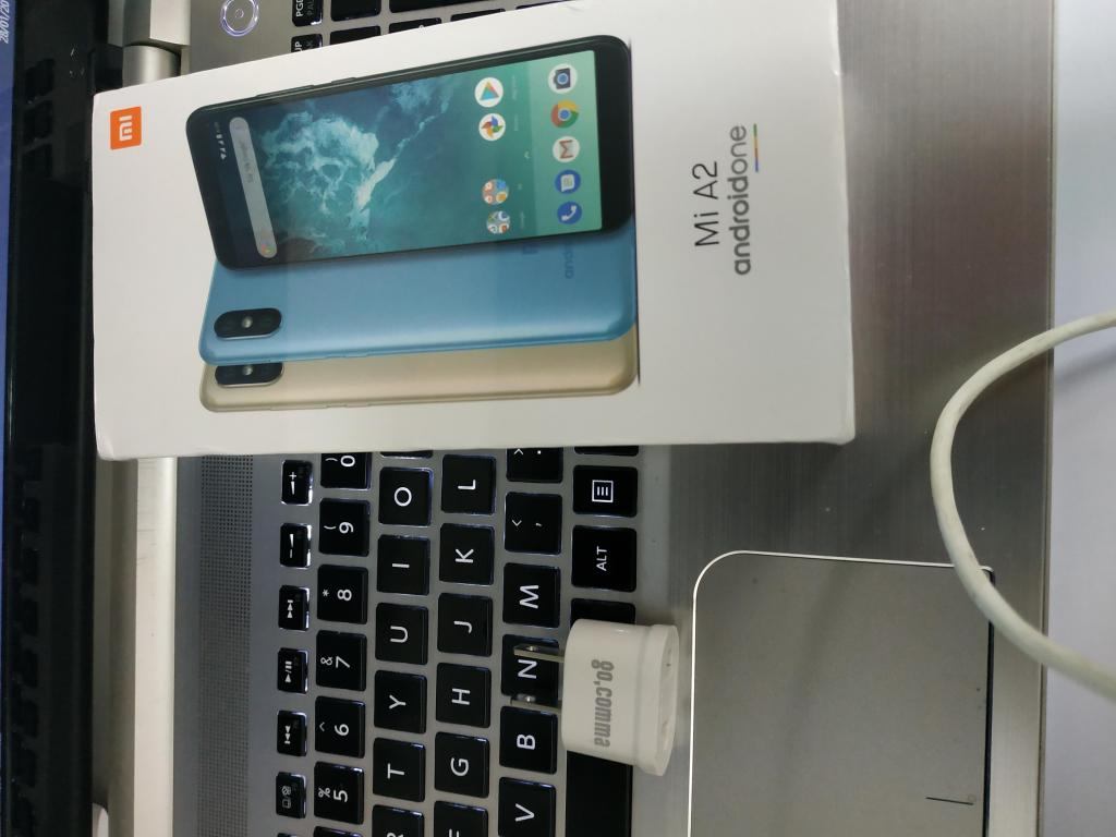Xiaomi Mi A2 Version Global 4gb Ram 64 Gb Rom Android