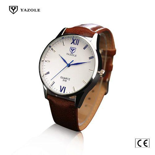 Compra Reloj Yazole Y Dscto En Geneva Mujer Plata A 30