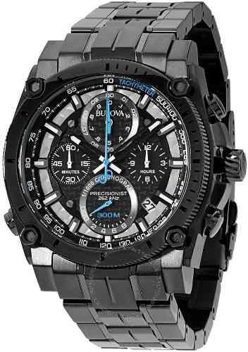 Reloj Bulova 98b229 Precisionist Cronógrafo - Usado 01 Mes