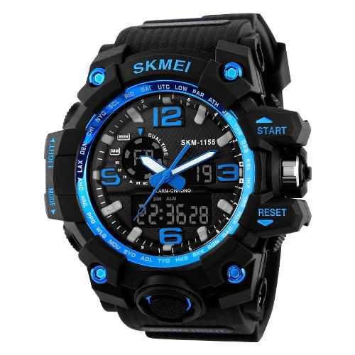 Reloj Deportivo Analogico Digital Skmei 1155 - 100% Original