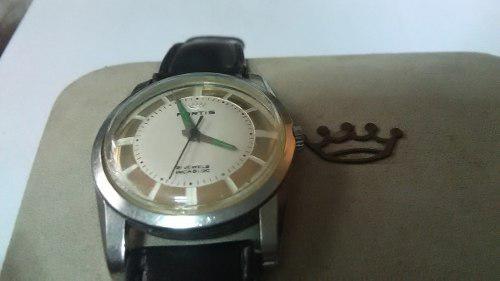 Reloj Fortis A Cuerda Manual