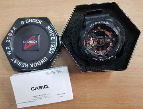 Reloj G-shock Ga-110 En Oferta