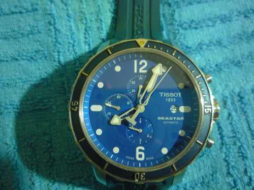 Reloj Tissot Modelo Seastar Automatico
