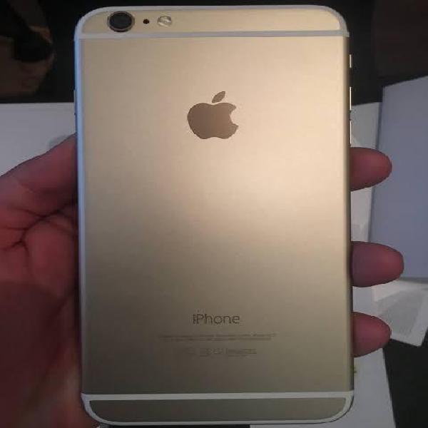 iPhone 6S Plus 16Gb Libre Vendo Cambio