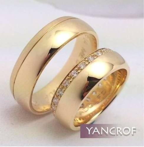 42d66942ca89 Aros de matrimonio plata 950 modelos yancrof