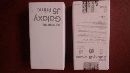Celular Samsung Galaxy J5 Prime Nuevo Original Sellado