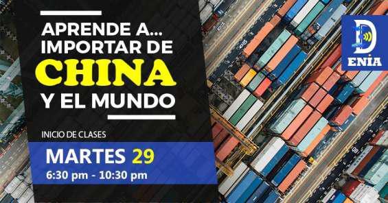 Emprende tu idea de importacion en Lima