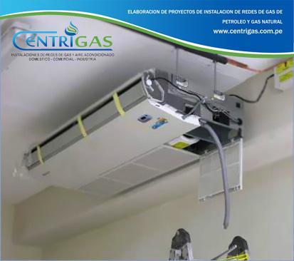 Instalación de equipos para aire acondicionado en lima en