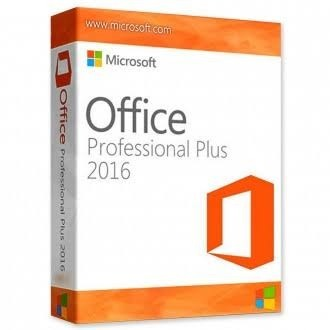Licencia Office Profesional Plus  Retail Permanente