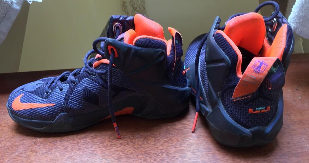 Lindas Zapatillas Nike Lebron James para Niñ@