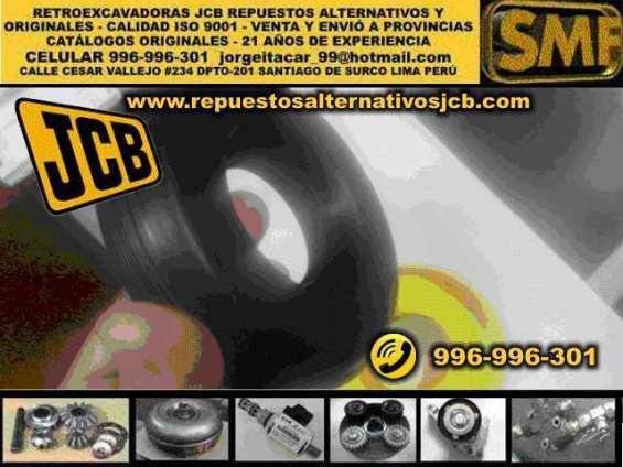 Retroexcavadora venta de repuestos jcb lima perù en Lima