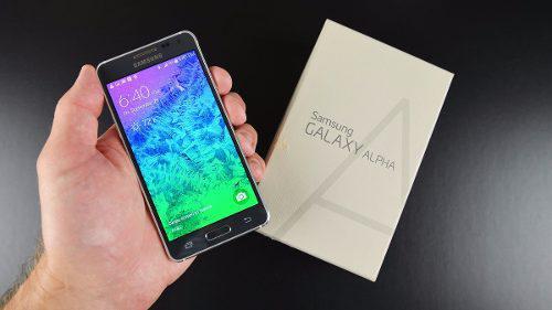 Samsung Galaxy Alpha Nuevo 32gb En Caja