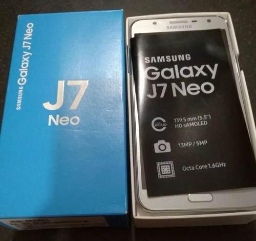 Samsung Galaxy J7 Neo Nuevo Y Sellado + Garantía Y Obsequio