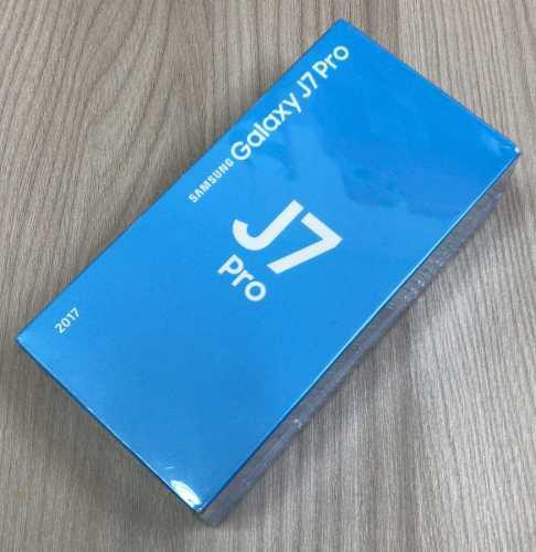 Samsung Galaxy J7 Pro 16gb Libre Operador Sellado / Tienda