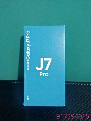 Samsung Galaxy J7 Pro 32/3 Gb Negro Nuevo