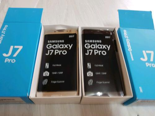 Samsung Galaxy J7 Pro 32gb Ram 3gb Libre De Fabrica