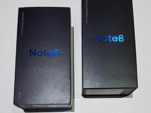 Samsung Galaxy Note 8 128gb Nuevo En Caja